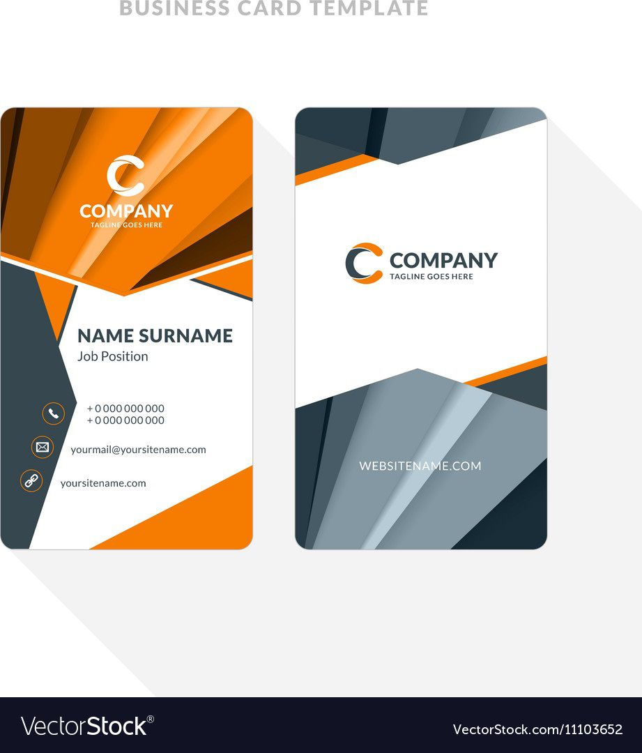 009 Archaicawful Double Sided Busines Card Template Inspiration  Templates Word Free Two MicrosoftFull