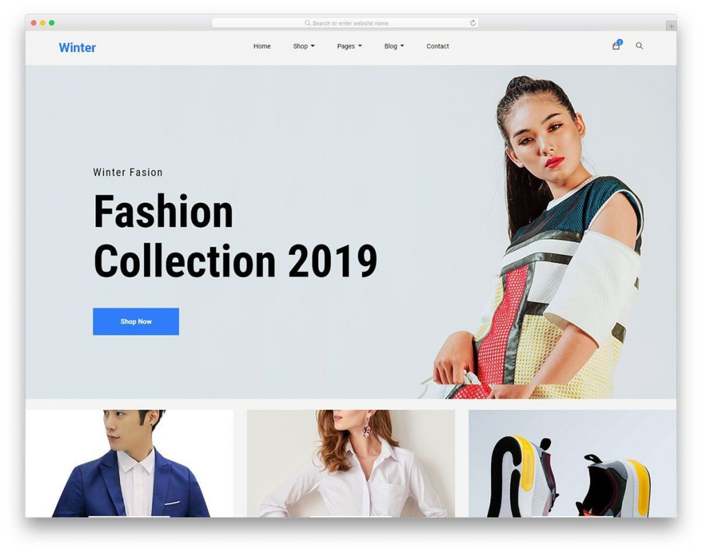 009 Archaicawful Free Ecommerce Website Template Design  With Shopping Cart Admin Panel BootstrapLarge