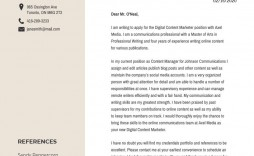 009 Archaicawful It Cover Letter Template Photo  Manager Job Uk Application