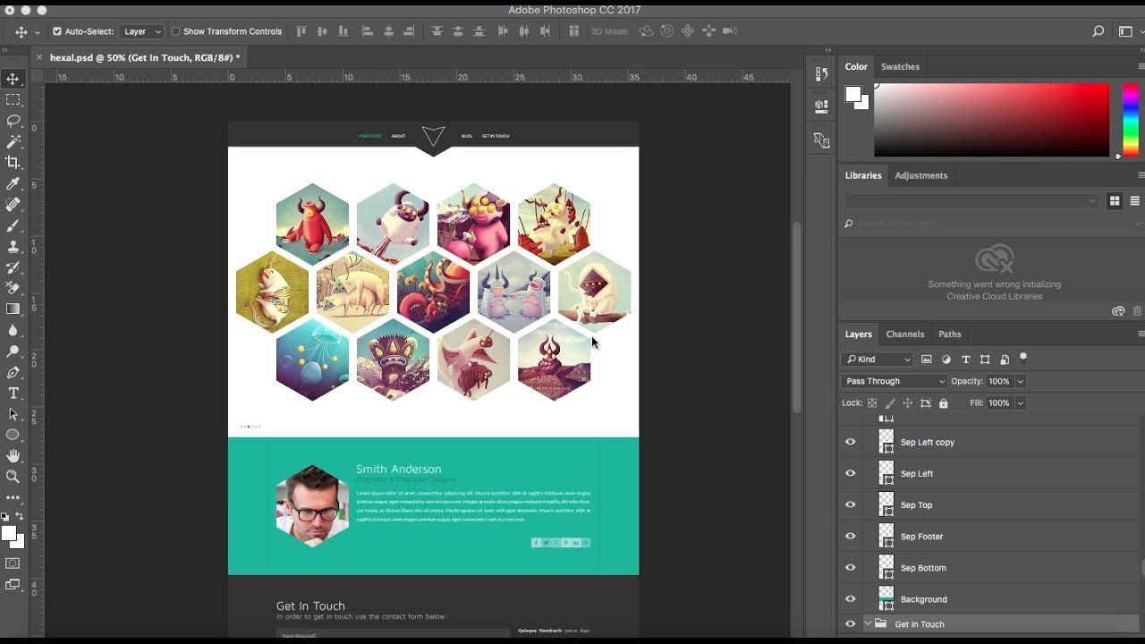 009 Astounding Adobe Muse Template Free High Def  2019 Ecommerce Download ParallaxFull