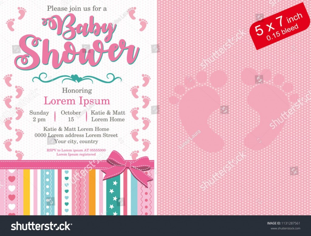 009 Astounding Baby Shower Printable Girl Highest Quality  Sheet Cake Cute For ALarge