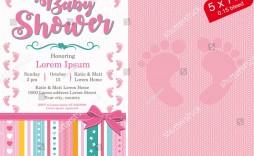 009 Astounding Baby Shower Printable Girl Highest Quality  Sheet Cake Cute For A