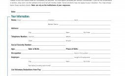 009 Astounding Client Information Form Template Excel High Resolution