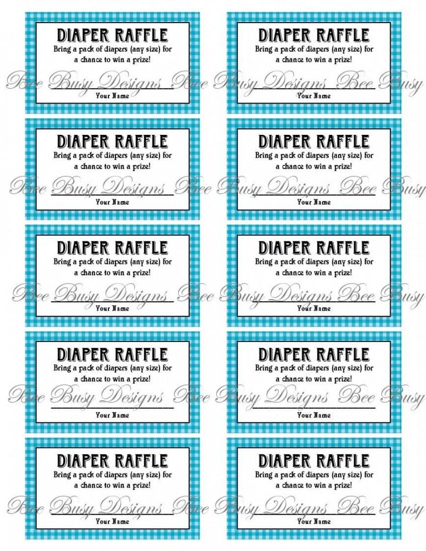009 Astounding Diaper Raffle Ticket Template High Resolution  Baby Shower Free Printable Editable