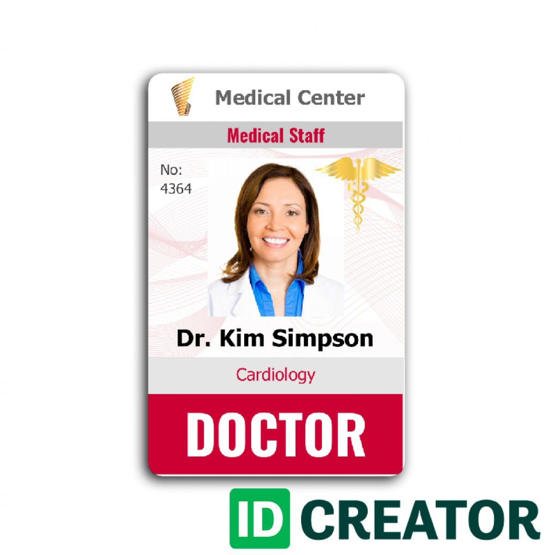 009 Astounding Id Badge Template Word High Definition  Free Employee1920