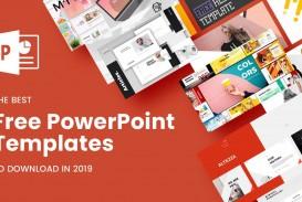 009 Astounding Ppt Slide Design Template Free Download Idea  Best Executive Summary