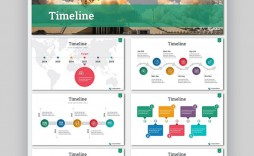009 Astounding Timeline Template Presentationgo Highest Quality