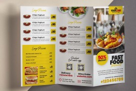 009 Astounding Tri Fold Menu Template Free Inspiration  Tri-fold Restaurant Food Psd Wedding Brochure Cafe Download