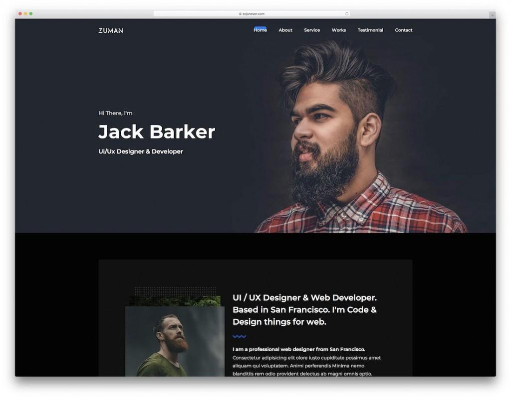 009 Astounding Web Developer Portfolio Template Highest Clarity  Templates Best Design Theme Free WordpresLarge