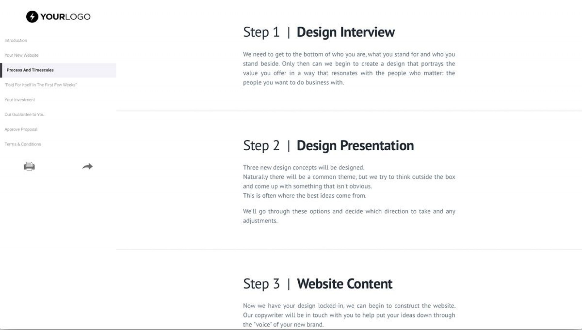 009 Astounding Website Development Proposal Format Highest Quality  Web Template Pdf Sample Ecommerce1920