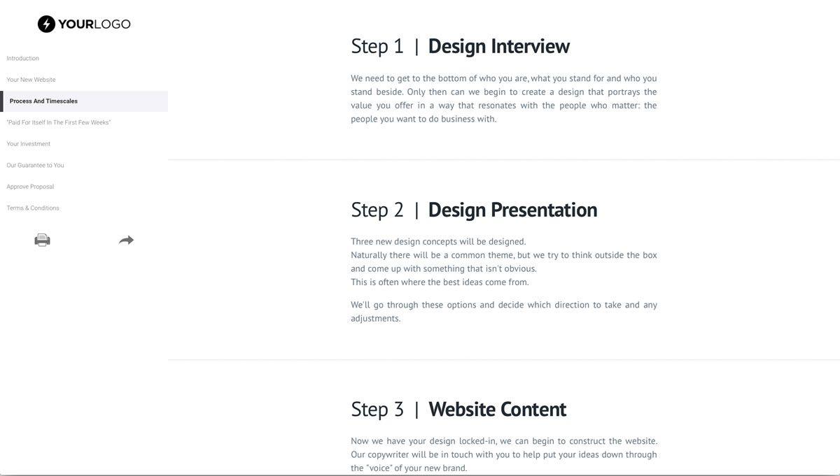 009 Astounding Website Development Proposal Format Highest Quality  Web Template Pdf Sample EcommerceFull