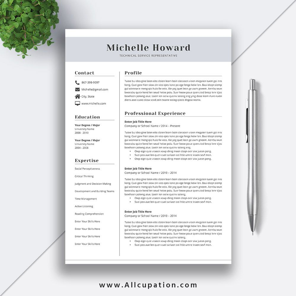 009 Awesome Best Resume Template Word High Resolution  Format Free Download WordpresFull