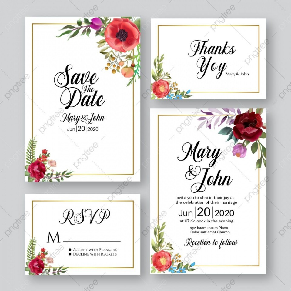 009 Awesome Free Download Invitation Card Design Inspiration  Birthday Party Blank Wedding Template Software960