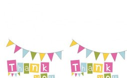 009 Awesome Free Thank You Note Template Word Picture  Card Download