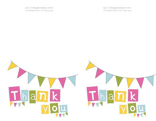 009 Awesome Free Thank You Note Template Word Picture  Card DownloadFull