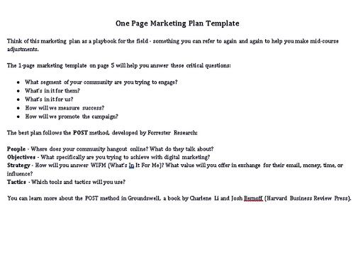 009 Awesome Hotel Sale And Marketing Action Plan Template High Resolution Full