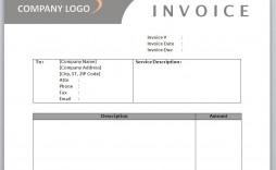 009 Awesome Microsoft Word Auto Repair Invoice Template Idea