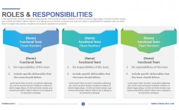 009 Awesome Project Role And Responsibilitie Template Powerpoint Picture