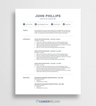 009 Awesome Resume Template M Word Free High Def  Modern Microsoft Download 2010 Cv With Picture320