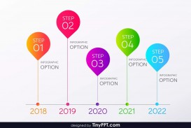 009 Awesome Timeline Template Powerpoint Free Download Example  Project Ppt Infographic