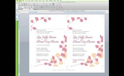 009 Awesome Wedding Invitation Template Word Concept  Invite Wording Uk Anniversary Microsoft Free Marriage