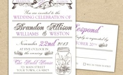 009 Awesome Wedding Invitation Template Free Example  Card Psd For Word Muslim 2007
