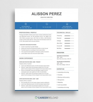 009 Awesome Word Resume Template Free Photo  Microsoft 2010 Download 2019 Modern320