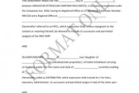 009 Awful Exclusive Distribution Agreement Template Free Download Inspiration