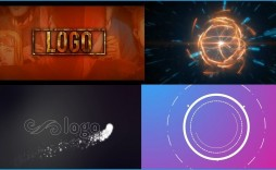 009 Awful Free After Effect Template Particle Logo Reveal Download Highest Clarity  -