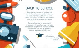 009 Awful Free School Flyer Design Template Highest Quality  Templates Creative Education Poster