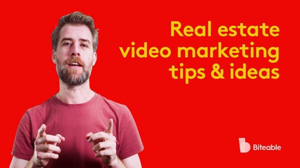 009 Awful Real Estate Marketing Video Template Idea  TemplatesLarge