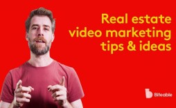 009 Awful Real Estate Marketing Video Template Idea  Templates