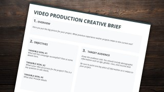 009 Awful Statement Of Work Template Video Production Photo 320