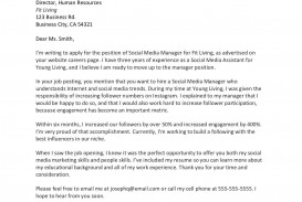 009 Beautiful General Manager Cover Letter Template Photo  Hotel