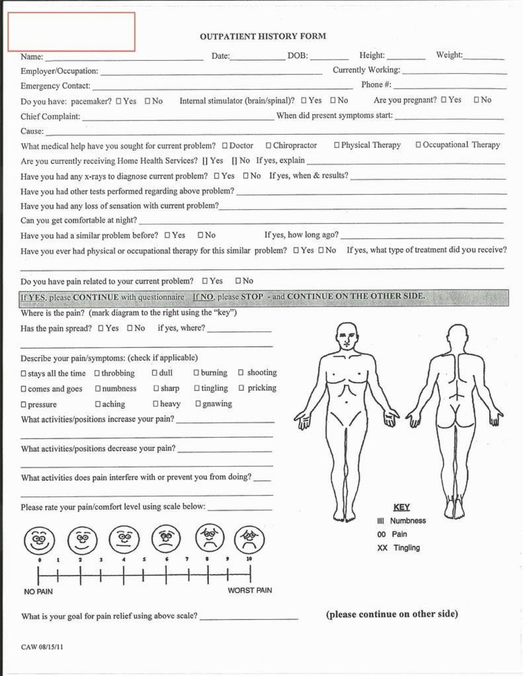 009 Beautiful Hospital Discharge Form Template Design  PatientLarge