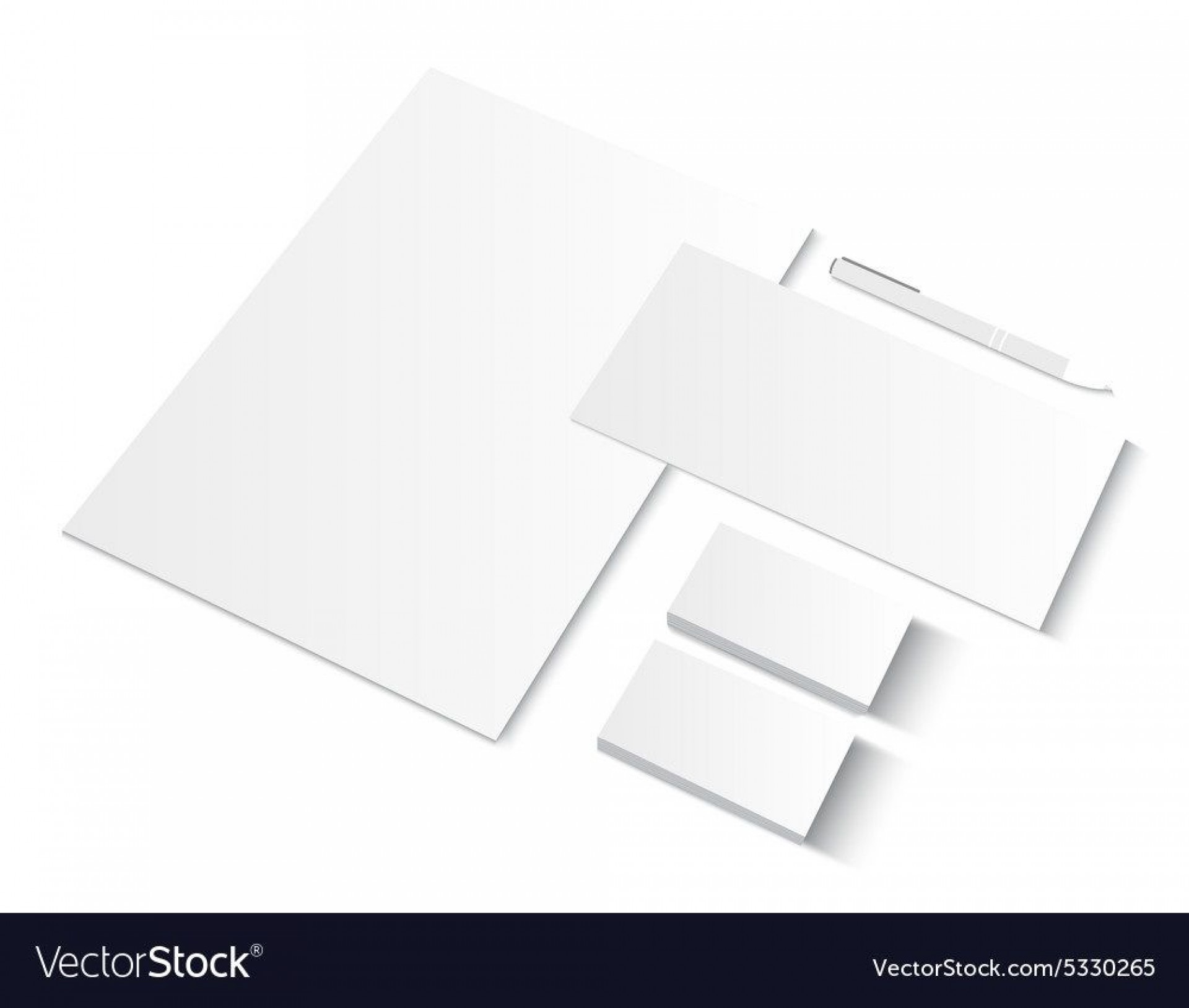 009 Beautiful Plain Busines Card Template Example  White Free Download Blank Printable Word 20101920