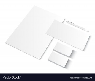 009 Beautiful Plain Busines Card Template Example  White Free Download Blank Printable Word 2010320