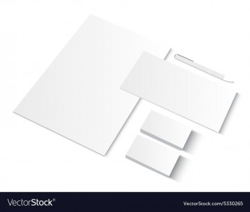 009 Beautiful Plain Busines Card Template Example  White Free Download Blank Printable Word 2010360