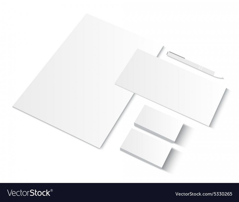 009 Beautiful Plain Busines Card Template Example  White Free Download Blank Printable Word 2010960