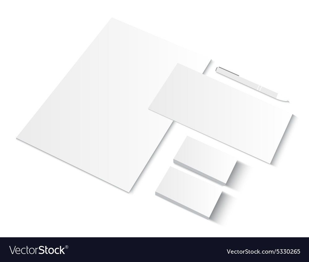 009 Beautiful Plain Busines Card Template Example  White Free Download Blank Printable Word 2010Full