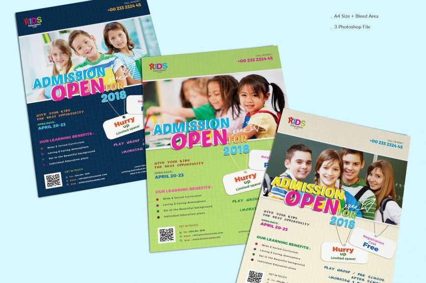 009 Beautiful School Picture Day Flyer Template High Resolution  Free