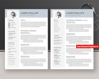 009 Beautiful Student Resume Template Word Free Download High Definition  College Microsoft320