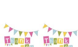 009 Beautiful Thank You Note Template Free Highest Quality  Poshmark Christma Teacher