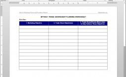 009 Best Free Event Planner Template Word Inspiration  Checklist