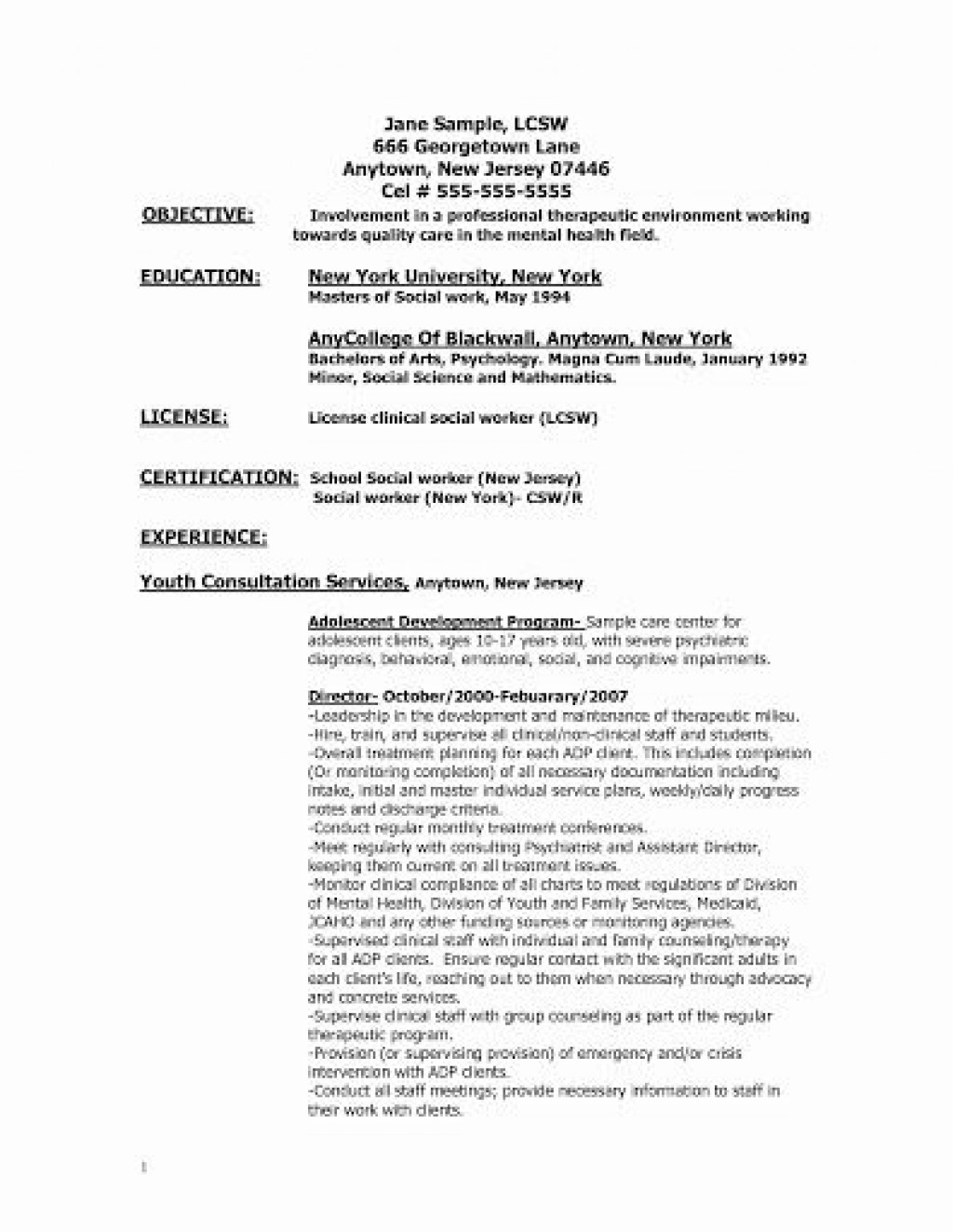 009 Best Graduate School Resume Template Highest Clarity  Word FreeLarge