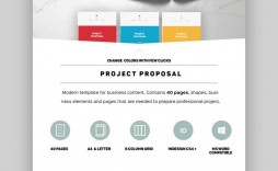 009 Best Microsoft Word Proposal Template Free High Def  Project Download Budget