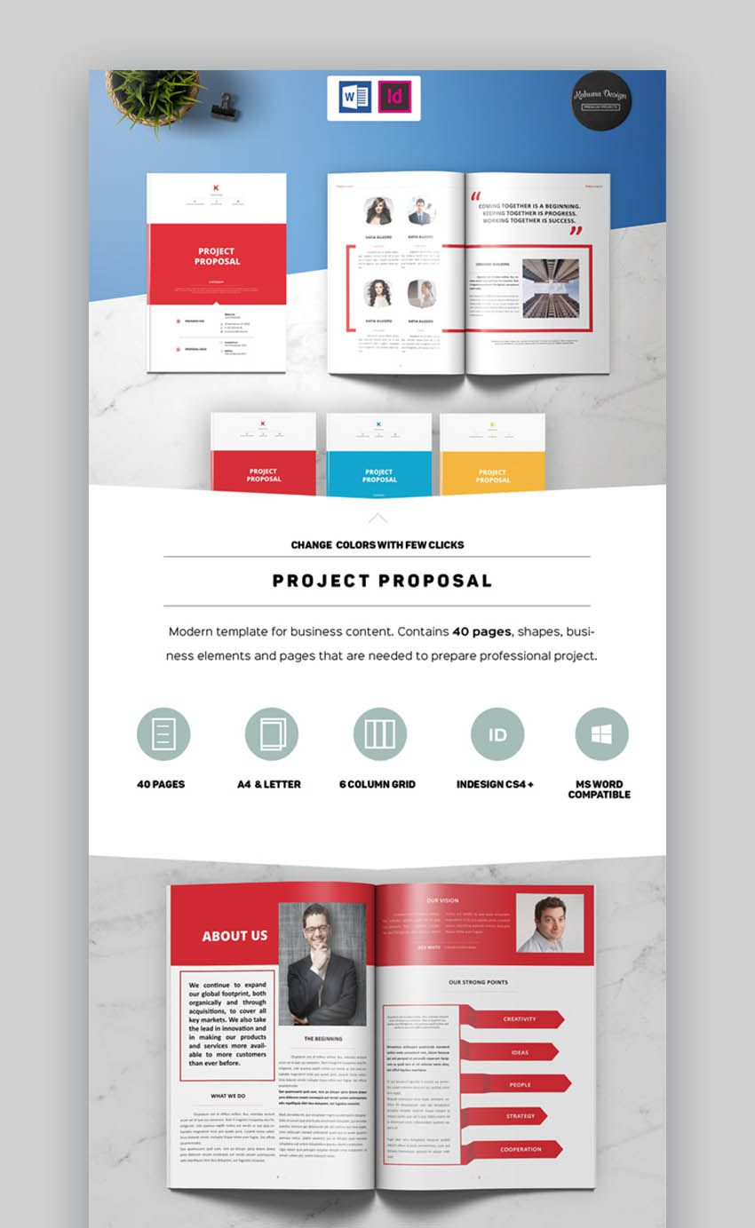009 Best Microsoft Word Proposal Template Free High Def  Project Download BudgetFull