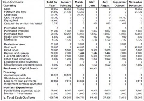 009 Best Monthly Cash Flow Template Excel Uk Idea 480