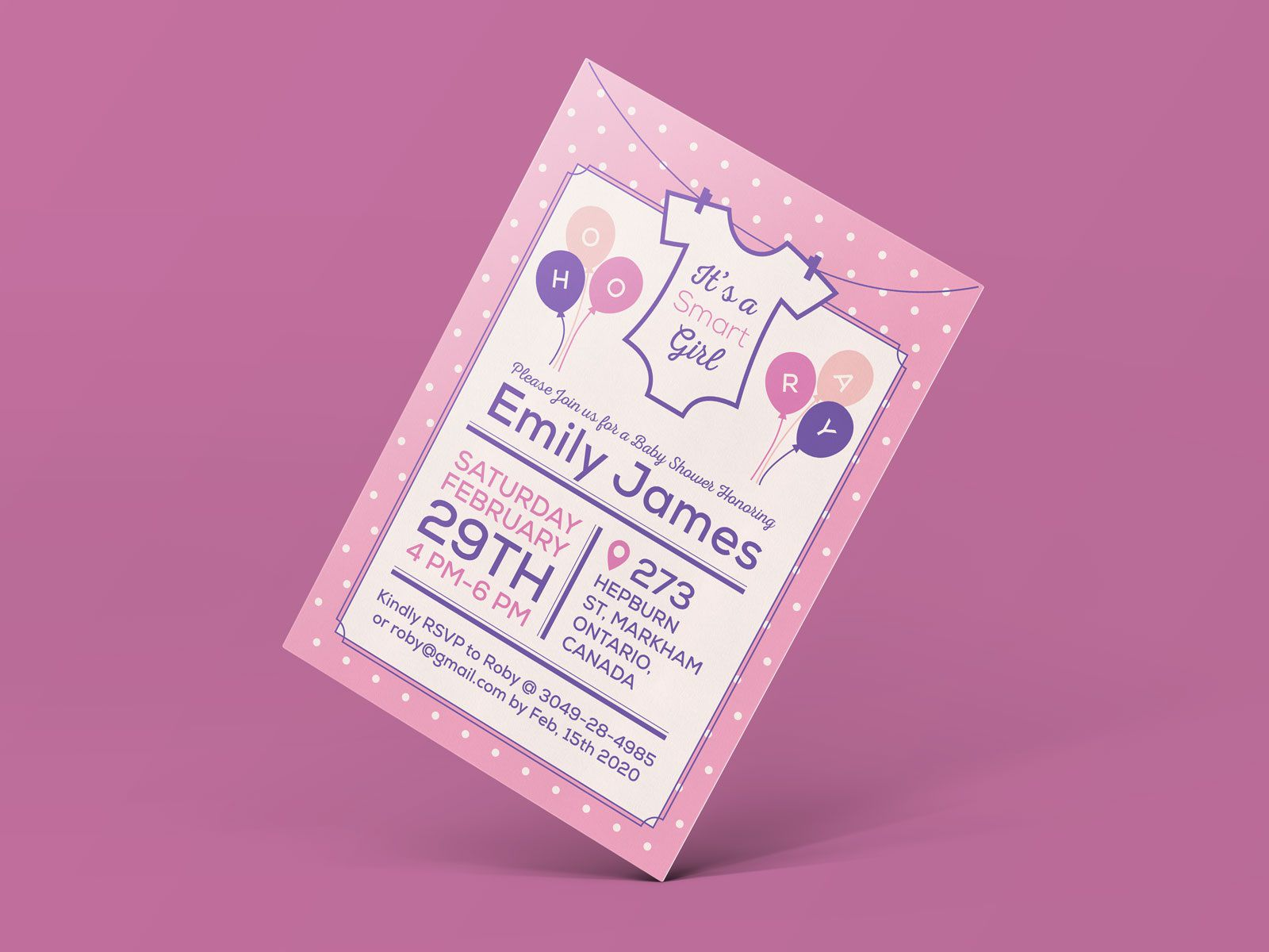 009 Breathtaking Baby Shower Card Template Psd Highest Quality Full