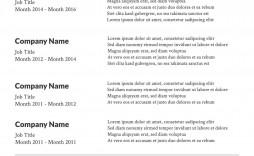 009 Breathtaking Basic Resume Template Free Example  Easy Download Word Australia Doc